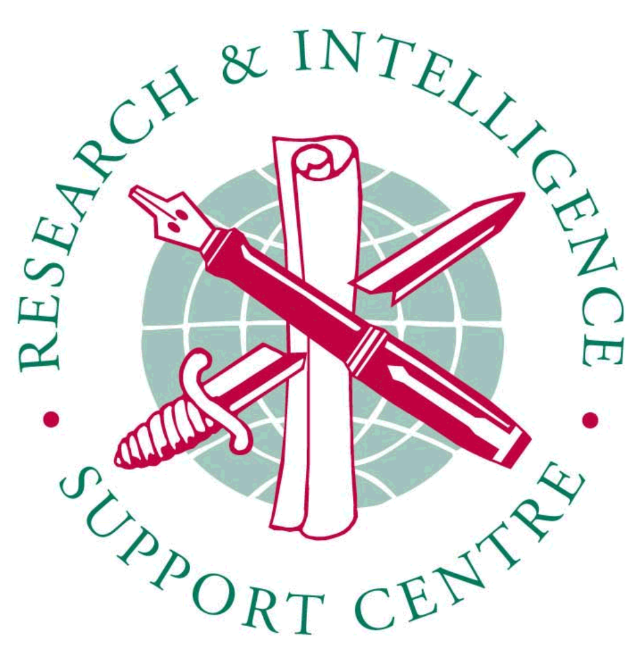 RISC UK - Research and Intelligence Support Centre